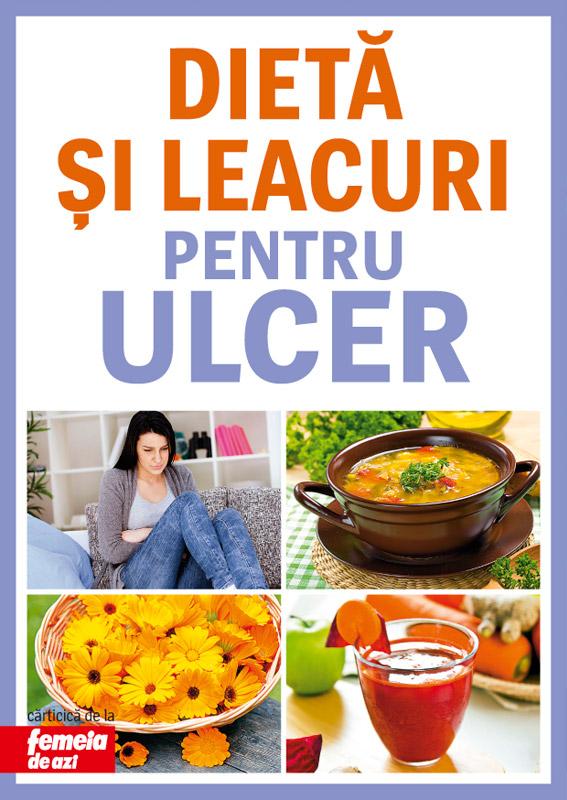 Dieta si leacuri pentru ulcer ~~ Carticica de la Femeia de azi ~~ 3 Octombrie 2013