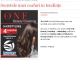 Eveniment THE ONE BEAUTY COACHING HAIRSTYLING ~~ Bucuresti, 4 Noiembrie 2013