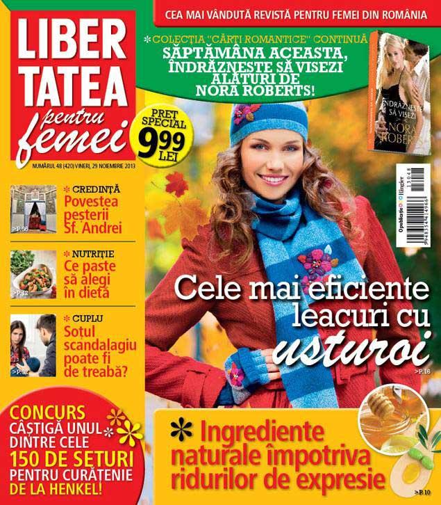 Libertatea pentru femei ~~ Cele mai eficiente leacuri cu usturoi ~~ 29 Noiembrie 2013