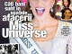Story Romania ~~ Cover story: Cati bani sunt in spatele afacerii Miss Universe ~~ 21 Noiembrie 2013
