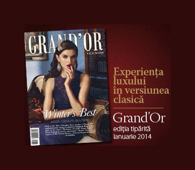 Grand\'OR Exclusivism ~~ Winter\'s Best: Moda, Ceasuri, Bijuterii ~~ Decembrie 2013 - Ianuarie 2014