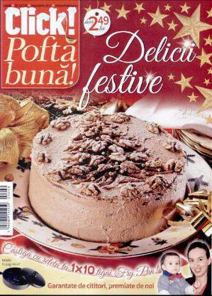 Click Pofta Buna! ~~ Delicii festive ~~ Decembrie 2013