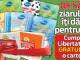 Promo pentru Libertatea si carti gratuite din seria DESCOPERA CU DISNEY, BIBLIA PENTRU COPII si DVD-uril Chuggington ~~ Pret: 1 leu ~~ 17 Decembrie 2013