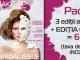 Oferta primele 4 editii ale revistei MAKE-UP MAGAZINE ~~ Pret: 60 lei