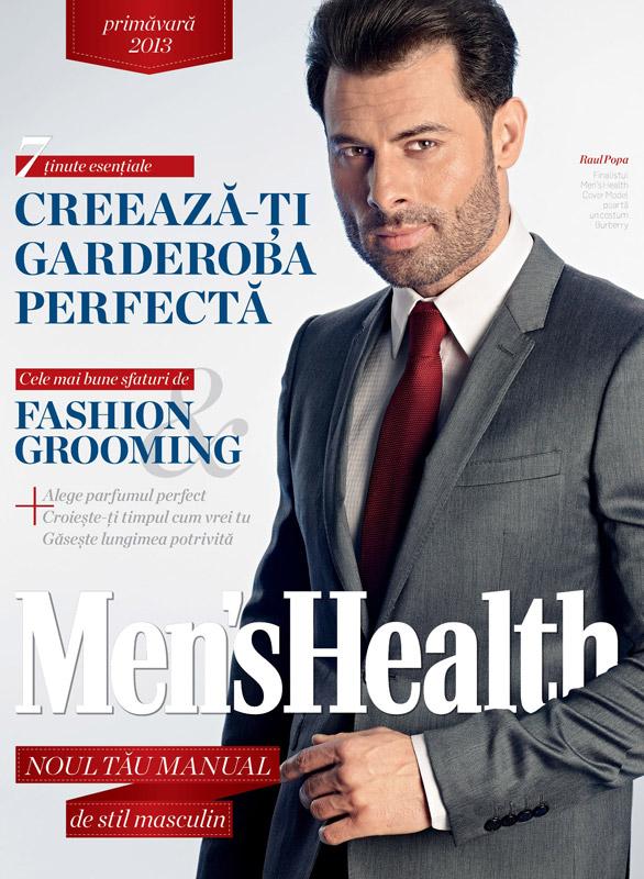 Supliment de stil Men\'s Health ~~ Primavara 2013