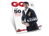 GQ Top 50 supliment de stil ~~ Cover man: David Gandy ~~ Martie - Mai 2013