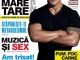 Men's Health ~~ Coperta: Dwayne Johnson ~~ Decembrie 2013