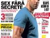 Men's Health Romania ~~ Cover man: Jason Statham ~~ Iunie 2013 ~~ Pret: 10,99 lei