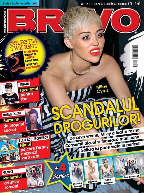 Revista Bravo teen chic