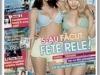 BRAVO ~~ Coperta: Selena Gomez si Vanessa Hudgens ~~ Cadou: Vampirii din Morganville. Aleea Intunericului (volumul III – partea 2) ~~ 9 Aprilie 2013
