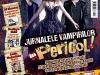 BRAVO ~~ Coperta: Jurnalele Vampirilor ~~ Cadou: Vampirii din Morganville. Balul fetelor moarte (volumul II – partea 1) ~~ 26 Februarie 2013