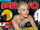 BRAVO Romania ~~ Cover girl: Miley Cyrus ~~ 13 August 2013