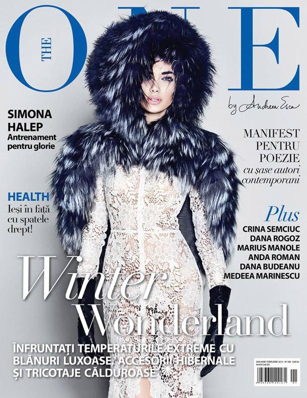 The One Magazine ~~ Ianuarie-Februarie 2014