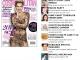 Promo pentru editia de Ianuarie 2014 a revistei Cosmopolitan Romania
