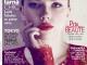 Marie Claire Romania ~~ Coperta: Scarlett Johansson ~~ Februarie 2014