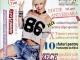 Revista TONICA ~~ Coperta: Anda Adam ~~ Editia aniversara 10 ani ~~ Februarie - Martie 2014
