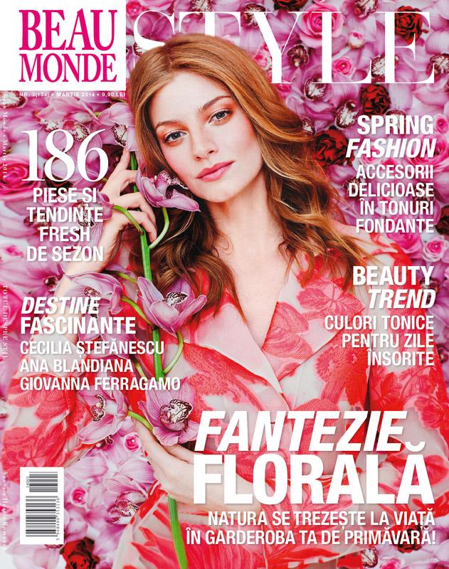 Beau Monde Style ~~ Martie 2014