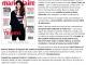 Promo pentru revista Marie Claire Romania, editia de Martie 2014