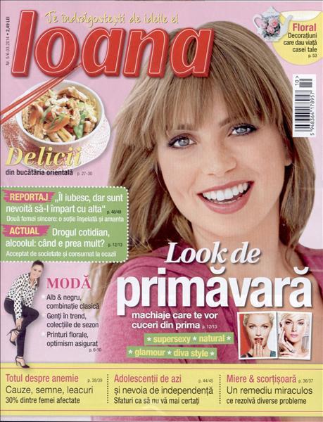 Ioana ~~ Look de primavara ~~ 6 Martie 2014