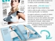Promo pentru noul format al editiei de Aprilie 2014 a revistei UNICA