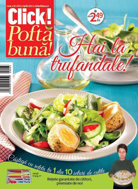 Click Pofta Buna! ~~ Hai la trufandale ~~ Aprilie 2014