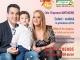 Revista Tonica ~~ Coperta: Familia Turcu-Brancu ~~ Aprilie 2014