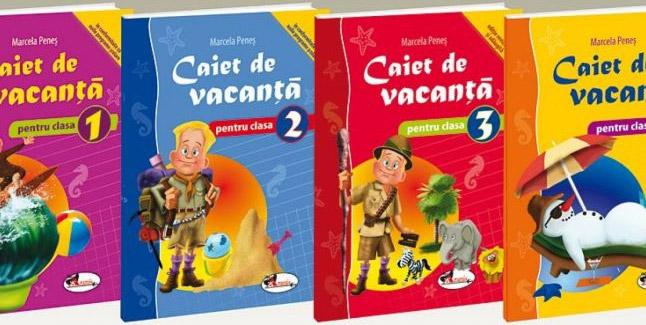 Colectia CAIETE DE VACANTA de la Adevarul, Iunie 2014 ~~ Pret: 10 lei