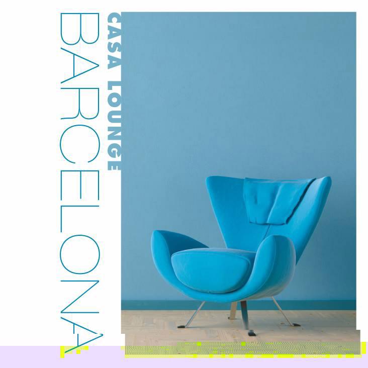 CD cu muzica ambientala CASA LOUNGE BARCELONA, cadoul revistei Psychologies, editia Iulie 2014 ~~ Pret pachet: 17 lei