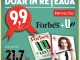 Pachet special Forbes Romania si UP by Forbes la pretul de 10 lei, in reteaua Inmedio ~~ 27 Iunie - 11 Iulie 2014