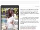 Promo pentru revista The One Magazine, varianta pentru iPad ~~ Iulie 2014 ~~ Pret: 2,70 euro