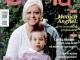 Revista BEBELU ~~ Coperta: Monica Anghel ~~ Nr. 7 din Iulie-August 2014 ~~ Pret: 8 lei