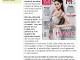 Promo-ul revistei Beau Monde Style, editia de August 2014