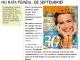 Promo-ul revistei FEMEIA., editie Septembrie 2014