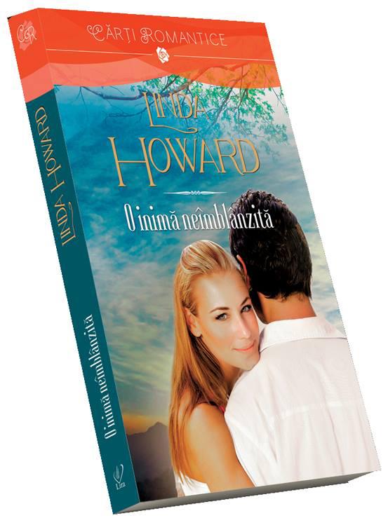 Romanul O INIMA NEIMBLANZITA ~~ Volumul 169 din colectia Carti Romantice ~~ 5 Septembrie  2014 ~~ Pret: 10 lei