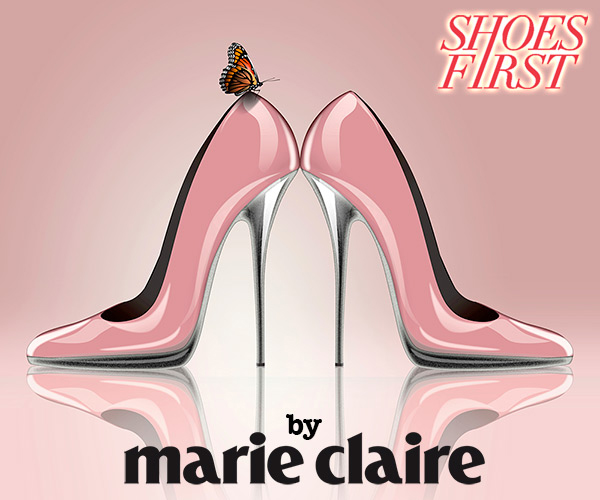Concurs Marie Claire Shoes First ~~ 1-31 Octombrie 2014