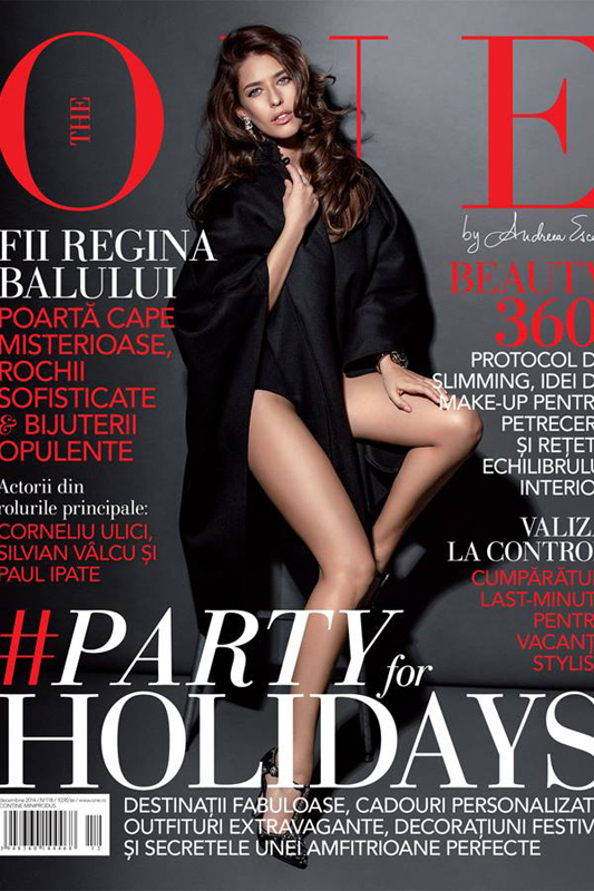 The One Magazine ~~ Party For Holidays ~~ Decembrie 2014