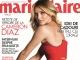 Marie Claire Romania ~~ Coperta: Cameron Diaz ~~ Decembrie 2014 - Ianuarie 2015