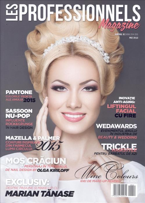 Les Professionnels Magazine Romania ~~ Nr. 10 Iarna 2014-2015 ~~ Prt: 29 lei