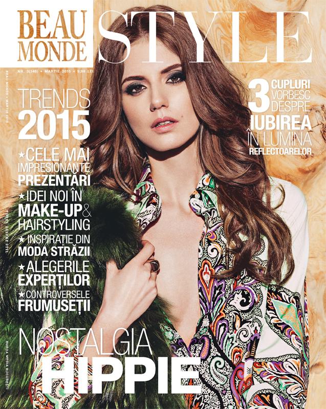 Beau Monde Style ~~ Nostalgia Hippie ~~ Martie 2015