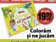 Seria de 4 carti: Coloram si ne jucam ~~ Libertatea si editura Litera ~~ Pret: 20lei/carte
