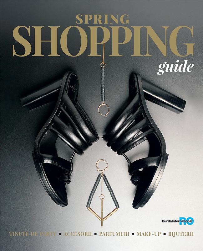 Spring Shopping Guide 2015 ~~ editat de Burda Romania