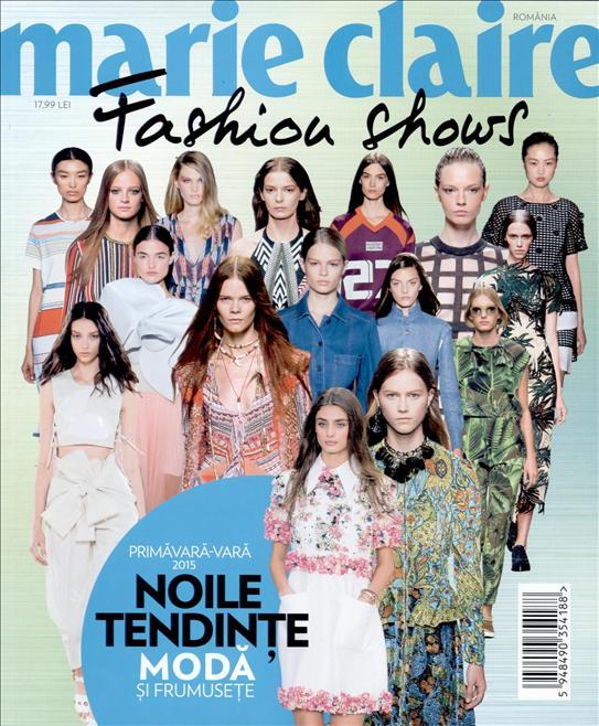 Marie Claire Fashion Shows ~~ Primavara-Vara 2015