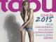 Revista TABU ~~ Coperta: Cristina Saracut ~~ Primavara 2015