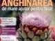 Sanatatea de azi ~~ Anghinarea, de mare ajutor pentru ficat ~~ Aprilie 2015 ~~ Pret: 4 lei