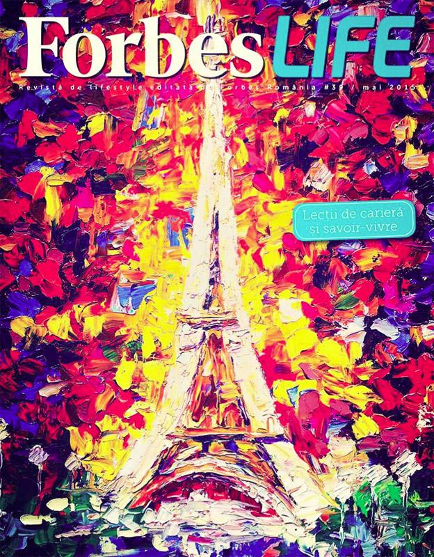Forbes Life Romania ~~ Mai 2015