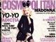 Cosmopolitan Romania ~~ Coperta: Madonna ~~ Mai 2015
