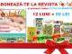 Oferta de abonament pe 1 an la revista PAP TOT! si un pachet cu produse cadou ~~ Mai 2015 ~~ Pret: 50 lei