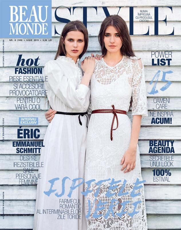 Beau Monde Style ~~ Ispitele verii ~~ Iunie 2015