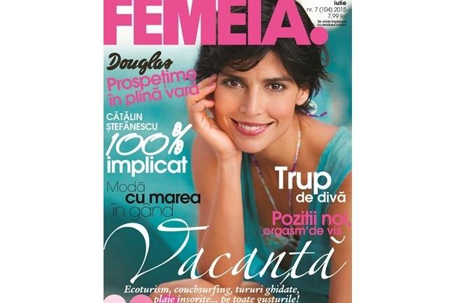 Revista FEMEIA. ~~ Iulie 2015