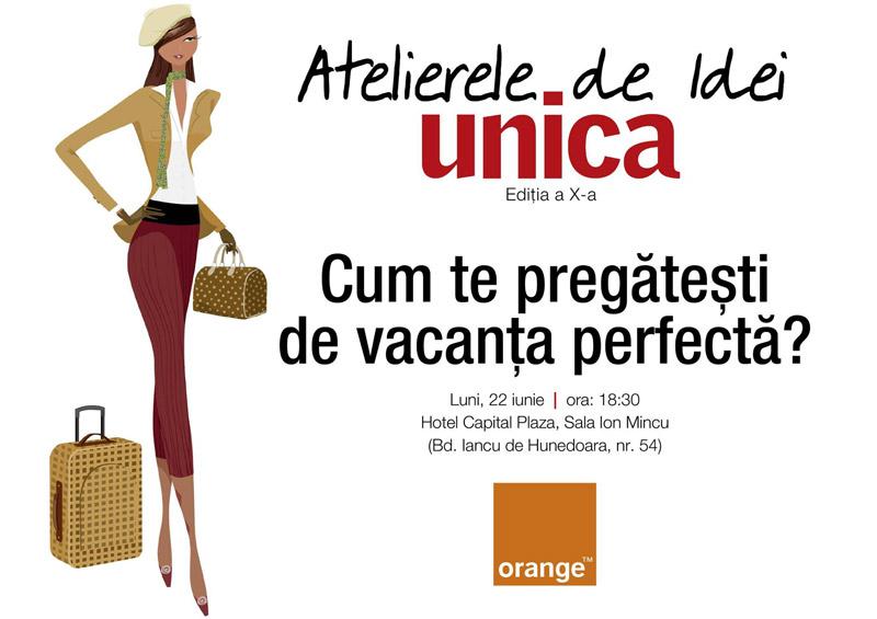 Atelierele de Idei Unica ~~ Editia 10 ~~ Bucuresti, 22 Iunie 2015